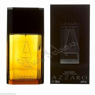Azzaro Pour Homme Eau de Toilette Spray 6.8oz 200ml