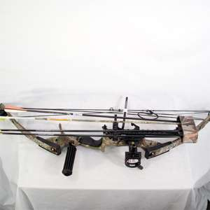 PSE Nova Compound Bow With R6 Single Cam