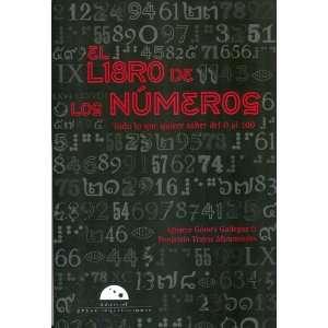 El libro de los números. Todo lo que quiere saber del 0 al