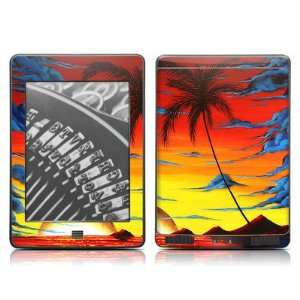 Tropical Bliss Design Protective Decal Skin Sticker for