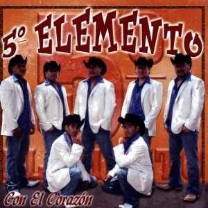 CON EL CORAZON: 5 ELEMENTO: Music