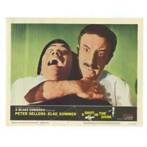 1964) Style H  (Peter Sellers)(Elke Sommer)(Herbert Lom)(George