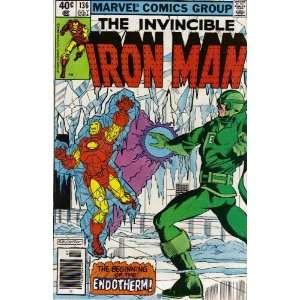 Iron Man #136 Comic Book