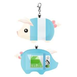 Monster Hunter Pugi Plush Coin Purse Keychain Toys