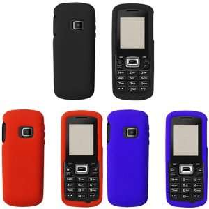 iFase Brand Kyocera S1350 Combo Solid Black Silicone Skin
