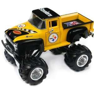 Pittsburgh Steelers 1956 Ford Monster Truck Sports & Outdoors
