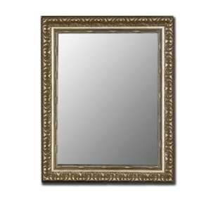 Hitchcock Butterfield 320202 Cameo 29x41 Antique Silver Wall Mirror