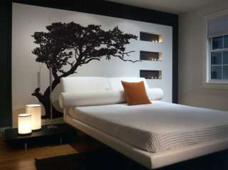 Vinyl Wall Decal Sticker TREE Shade Design BIG 6ft Tall
