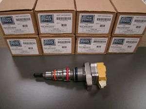 99 03 FORD POWERSTROKE 7.3L FUEL INJECTORS   SET 8 NEW