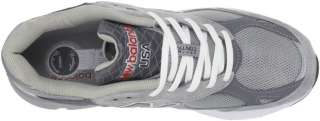 New Balance Mens 990 Running Shoes Sneakers Grey