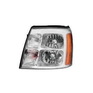 2002 Cadillac Escalade ESV CCFL Halo Projector Headlights