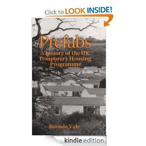 Prefabs (Studies in History, Planning, and the Environment