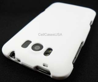 FOR HTC TITAN X310E ETERNITY BUNYIP AT&T WHITE HARD COVER CASE PHONE
