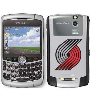 Portland Trail Blazers Blackberry Curve 83Xx Case