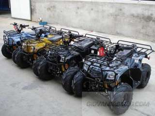 GIOVANNI 110CC ATV BODY KIT ANY COLOR