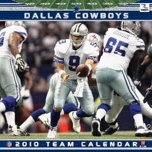 Dallas Cowboys   Mini 2010 Mini Calendar (9781436044820