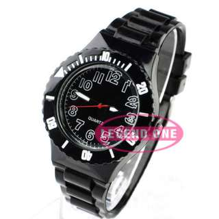 Fashion Jelly Ice Sport Quartz Wrist Watch #162789