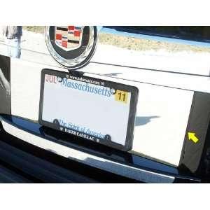 2007 2011 Cadillac Escalade 1pc License Plate Trim