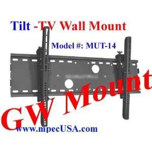 Tilt   Universal TV Wall Mount for Plasma TV, LCD TV, LED