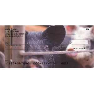 Pig Pens Personal Checks: Office Products