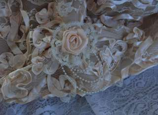 Franklin Heirloom Porcelain 23 Doll Peach Blossom Maryse Nichole