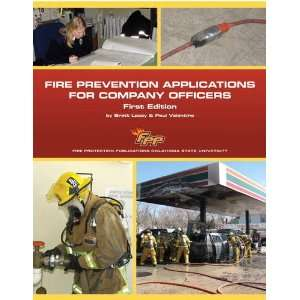 Fire Prevention Applications for Company Officers
