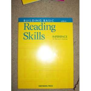 Building Basic Reading Skills Level D INFERENCE Teaching Resource NEW