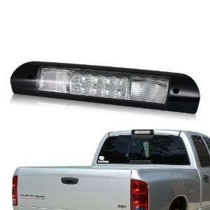 Dodge RAM Chrome Housing LED 3rd Third Brake Stop Light Automotive
