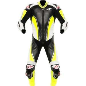 REPLICA 1 PC SUIT FOR TECH AIR SYSTEM BLACK/YELLOW 52 EUR Automotive