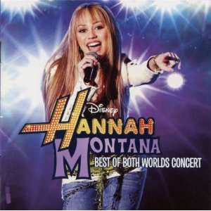 / MILEY CYRUS THE BEST BOTH WORLD TOUR(CD+DVD MILEY CYRUS Music
