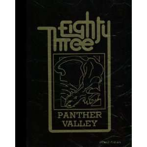 ) 1983 Yearbook: Panther Valley High School, Lansford, Pennsylvania