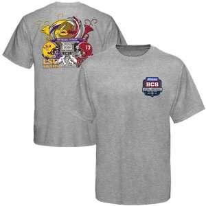 LSU Tigers vs. Alabama Crimson Tide 2012 BCS National