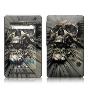 Skull Wrap Design Protective Decal Skin Sticker for Pandigital Star
