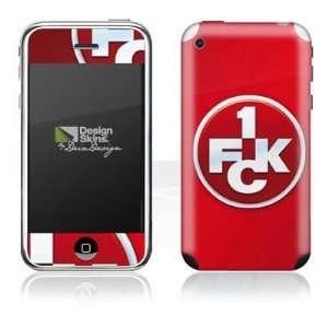 Design Skins for Apple iPhone 2G   1. FCK Logo Design