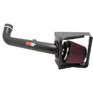 High Flow Performance Air Intake Kit   2007 2010 Ford F 350 Super Duty