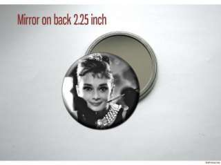 Audrey Hepburn Breakfast at Tiffinays classic beauty Pocket /Purse