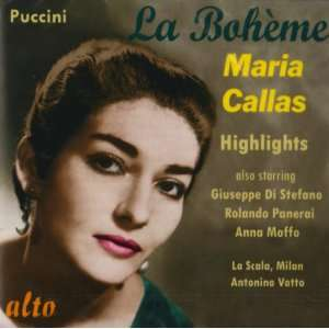 Puccini: La Boheme (Highlights): G. Puccini: Music