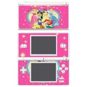 Princess GAME Vinyl Decal Cover Skin Protector 1 for Nintendo DS LITE