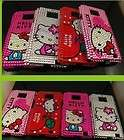 6x Hello Kitty Bling Rhinestone Crystal hard case for S
