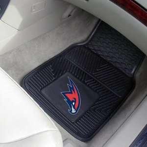 NBA Atlanta Hawks 2 Piece Heavy Duty Vinyl Floor Car Mat
