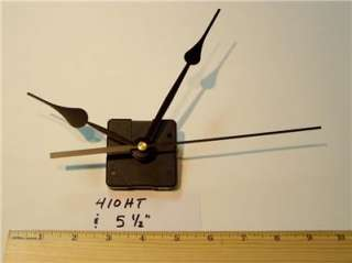High Torque Clock Movement / Motor with Large Hands