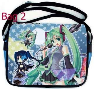 Vocaloid Hatsune Miku Messenger Shoulder Bag 5 style