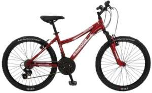 Mongoose Montana 24 Trail Mountain Bicycle/Bike  R3539 038675353909