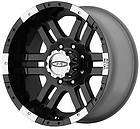 Moto Metal 951 Black 17x9 Chevy GMC Ford Dodge Jeep