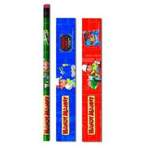 Handy Manny Bulk Wood Pencils, Box of 144 pencils (11039A