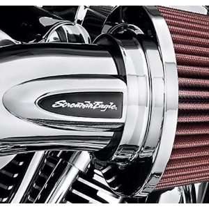 Harley Davidson Screamin Eagle Breather Medallion 29017
