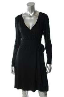 FAMOUS CATALOG Moda Black Casual Dress Modal Sale M |