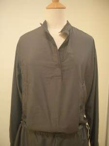 MM6 MAISON MARTIN MARGIELA Drawstring Shirt Blouse Top
