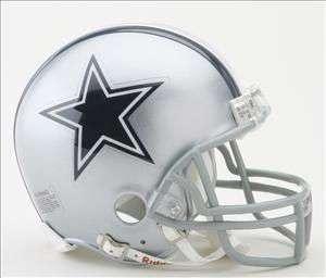 DALLAS COWBOYS RIDDELL OFFICIAL NFL MINI HELMET