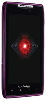 Motorola DROID RAZR 4G Android Phone, Purple 16GB (Verizon